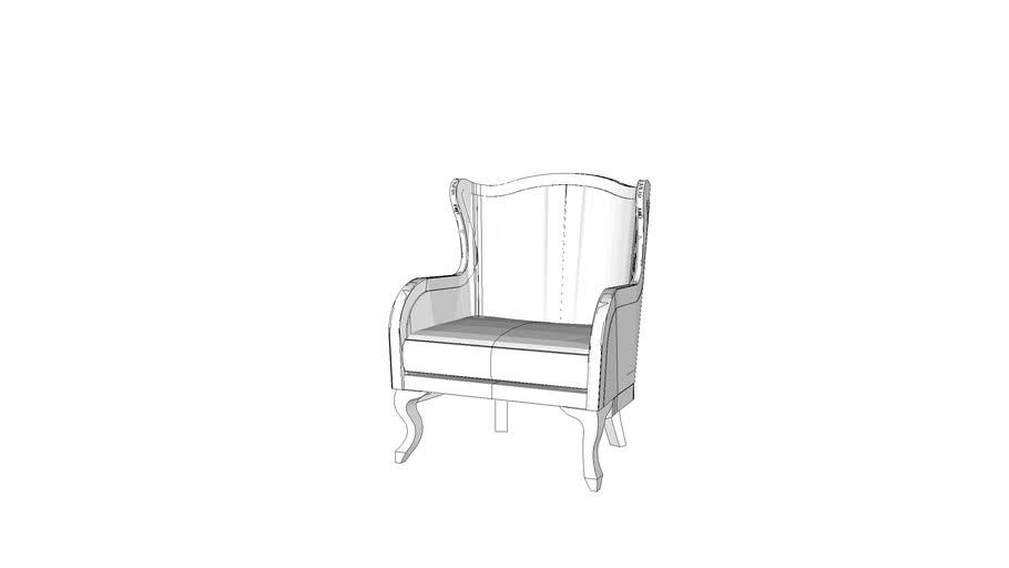 tayler creative - tyler chair white