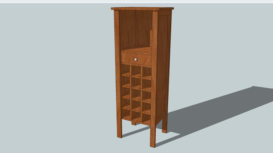 Wine Rack Stand