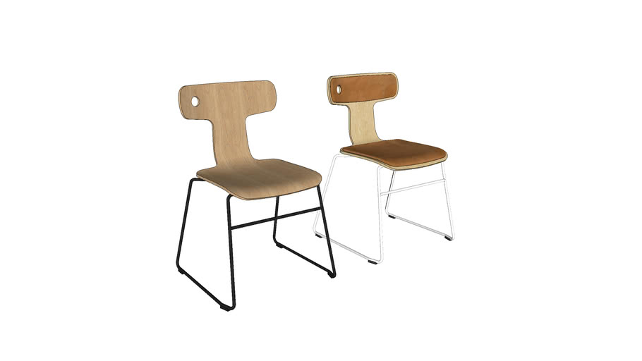 Moore Chair - Contemporary Furniture by Liqui