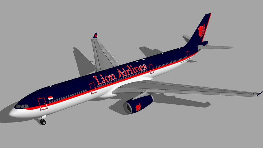Lion Air Airbus A330-300 11