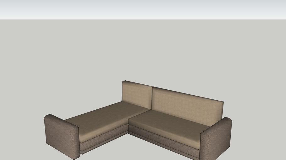 Г-образный диван