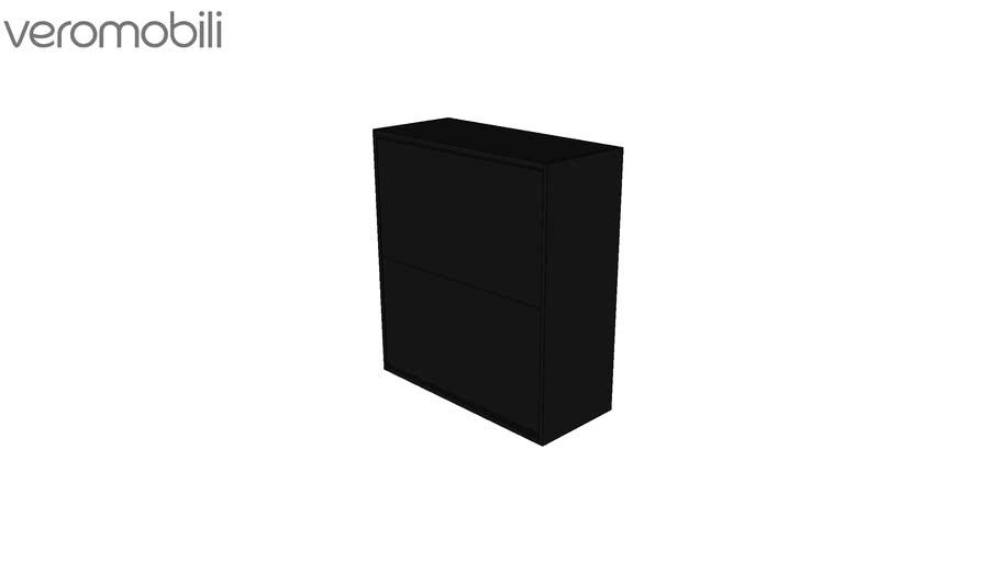 Sapateira Basic 69.5x30cm
