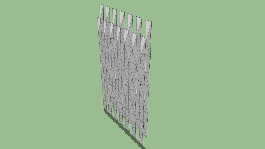 origami castellato
