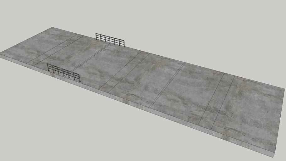 beton zemin koyun