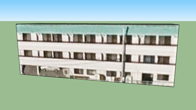 Bâtiment situé 須磨区Kōbe, Préfecture de Hyōgo, Japon