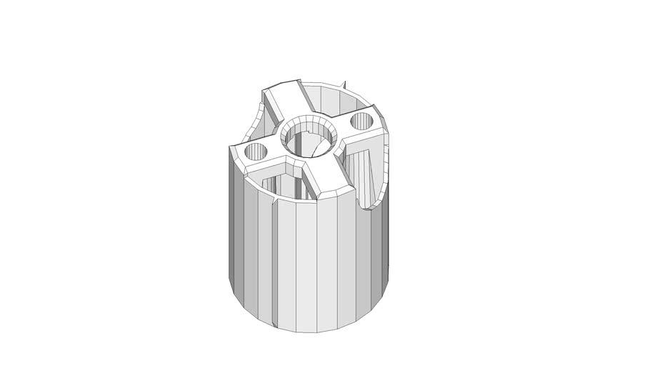 XK A800 brushless motor holder