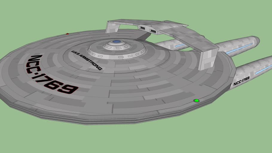 USS Armstrong from the Star Trek Movie