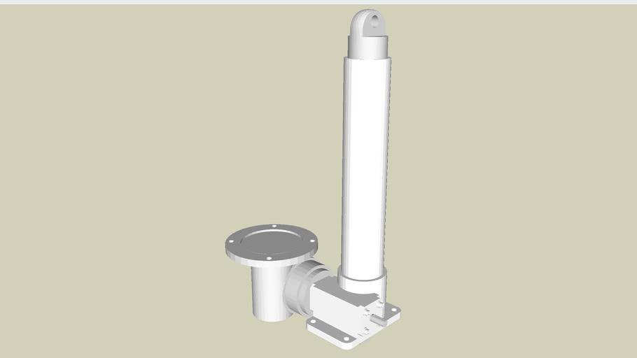 Electric Cylinder Actuators