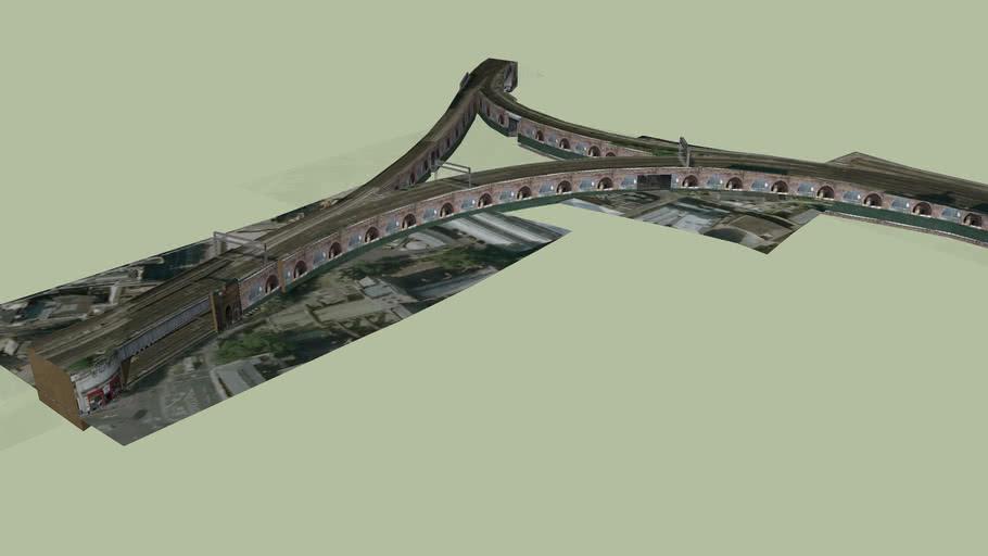 Borough Market triangle