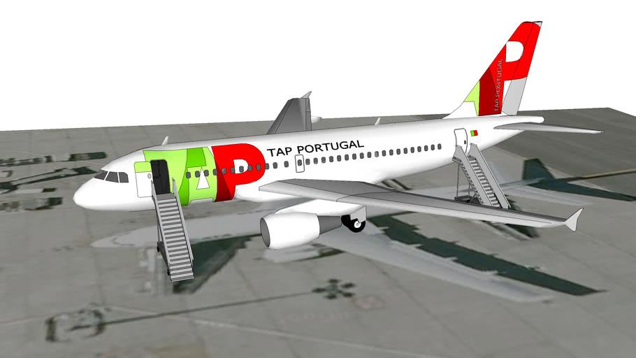 Airbus  in Lisbon