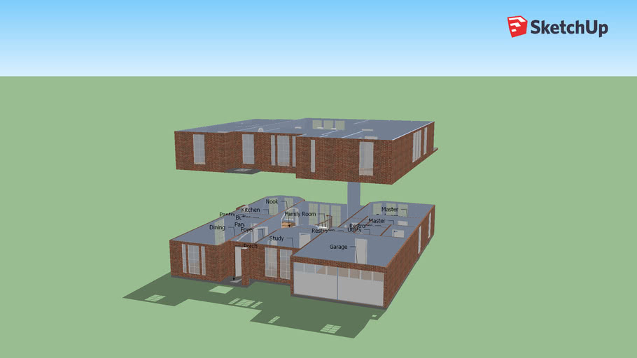 House Model Sample