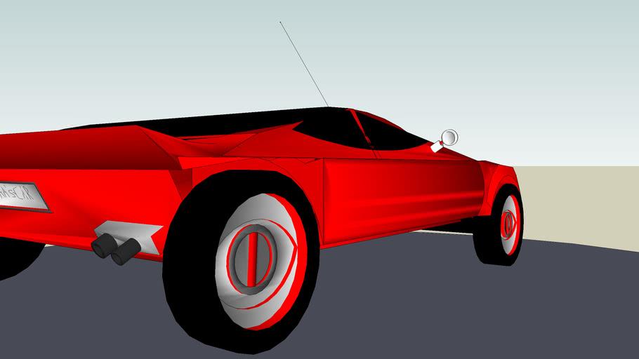 Holdenian's car