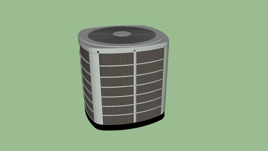 Air conditioning unit/ Heat pump