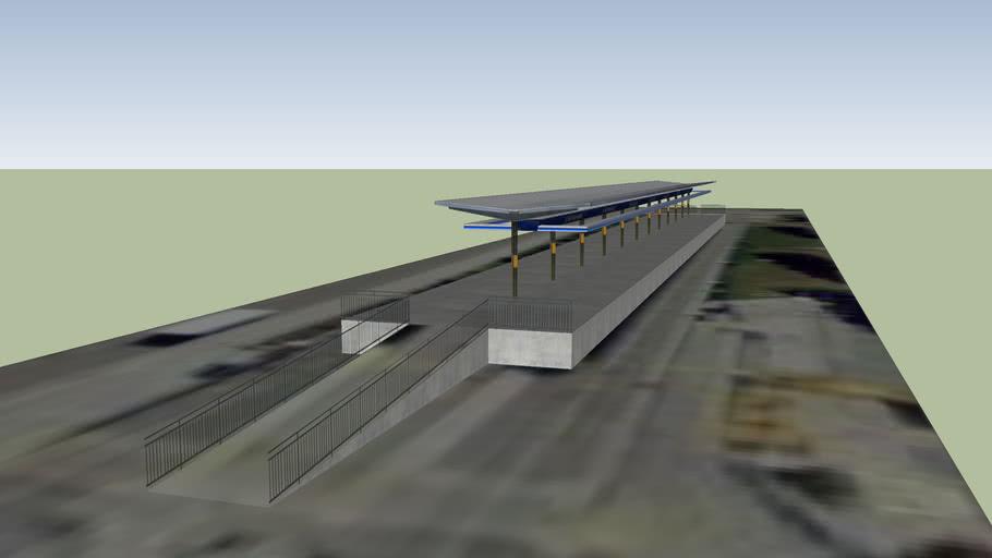 Health Sciences/Jubilee LRT Station