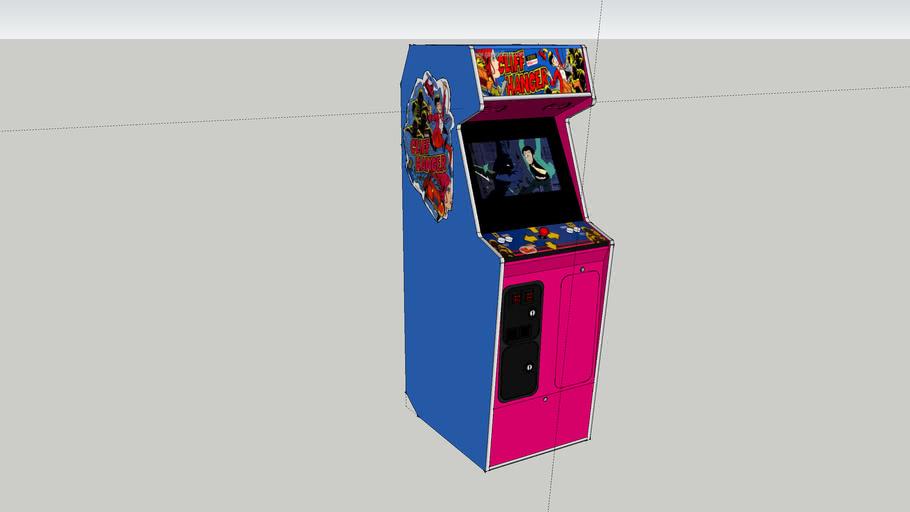 Cliffhanger Laserdisc Arcade Game- Stern