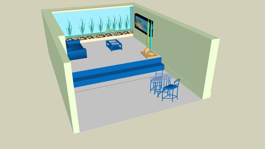 lounge i love sea