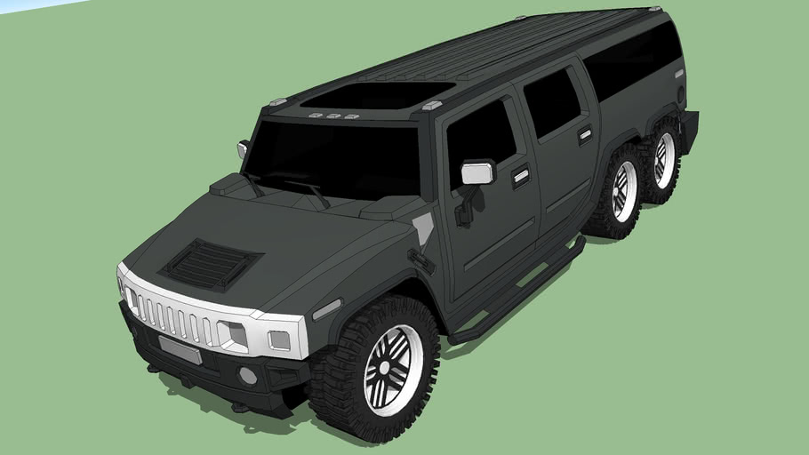 Hummer H6 2006