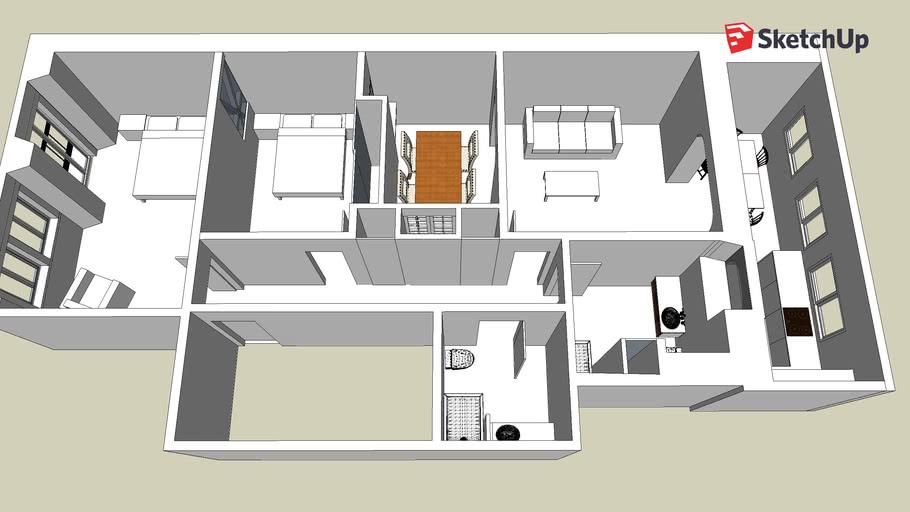 Bernardim Ribeiro flat