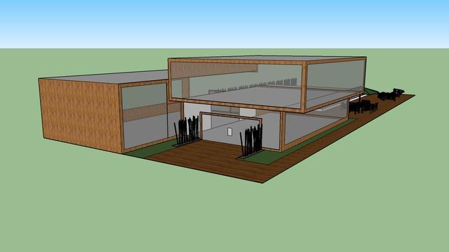 Modern House w/ Pool