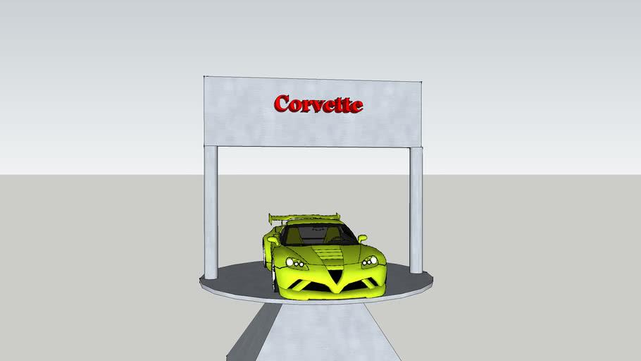 corvette dealer