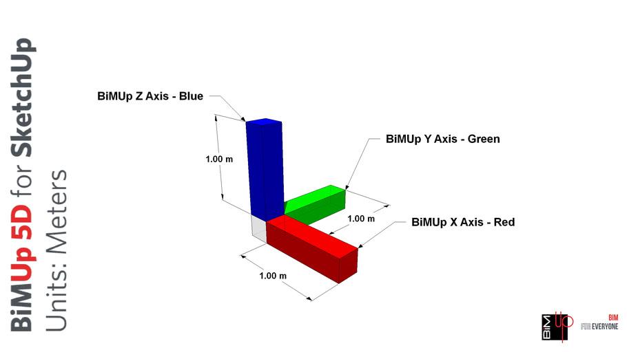 BiMUp 5D Template - Meters
