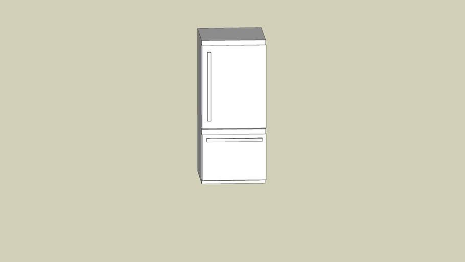 Réfrigérateur LG LBN20515