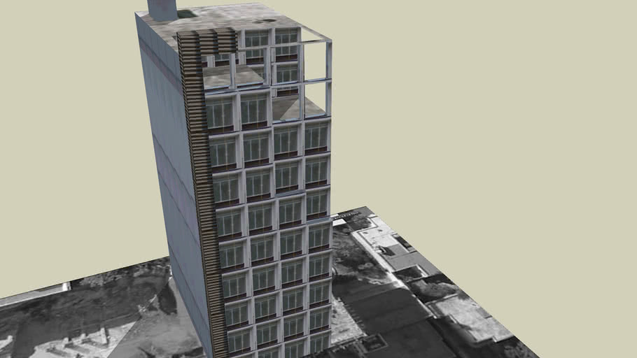 Loft  Torre Morelos