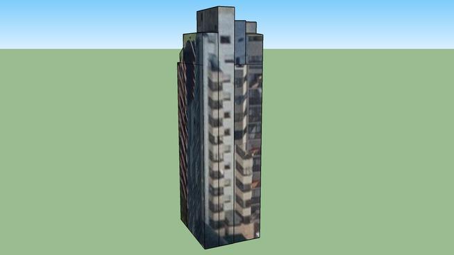 Building in Yrigoyen H. 2101-2199, Mar del Plata, Buenos Aires Province, Argentina