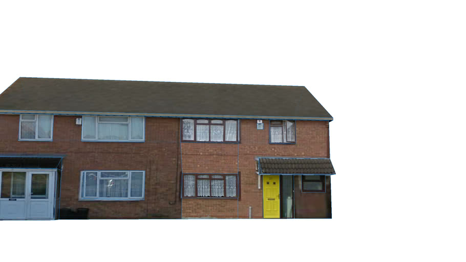 House in Birmingham, UK