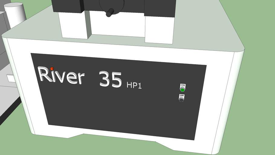 Huber River 35HP1