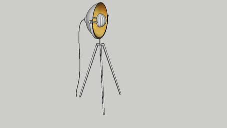 Miram floor lamp, Emmezeta