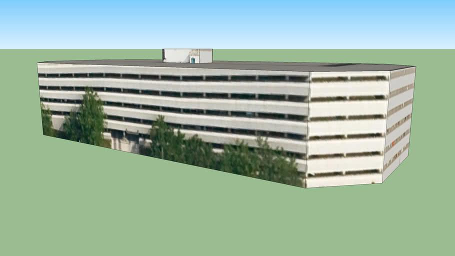 Assurant Health Parking Ramp in Milwaukee, WI, USA