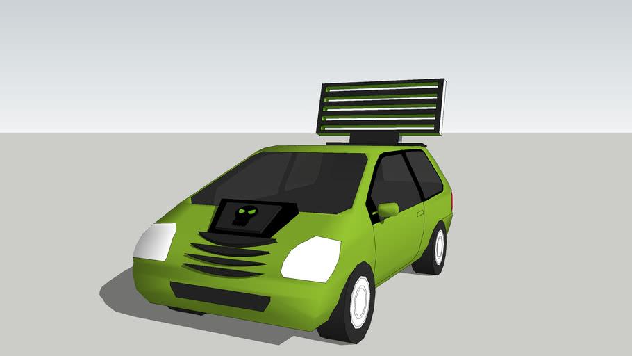 Pumped Mini Car
