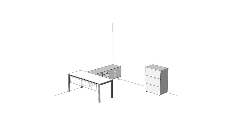 Watson Miro Private Office 11' x 11.5' #PRVMI012