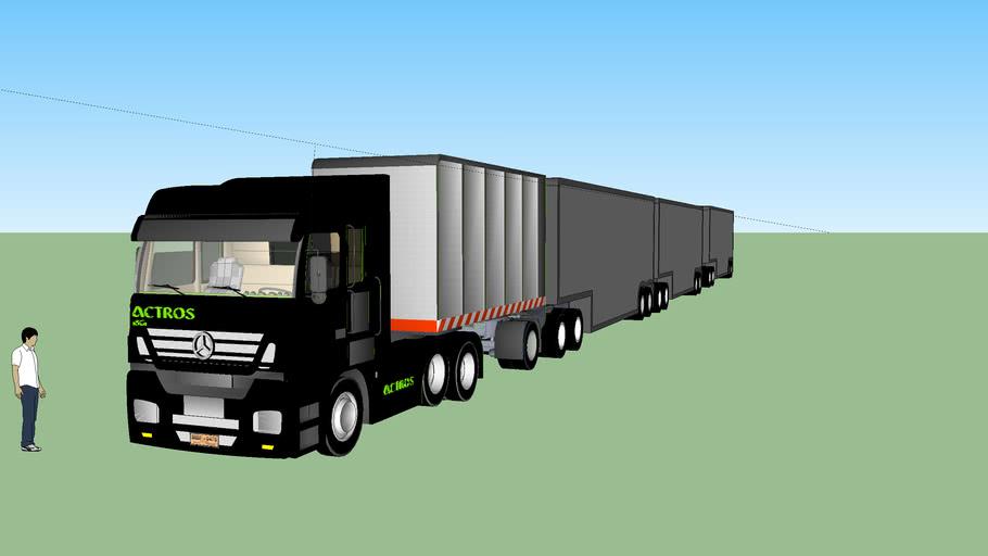 (truck)Roadtrain