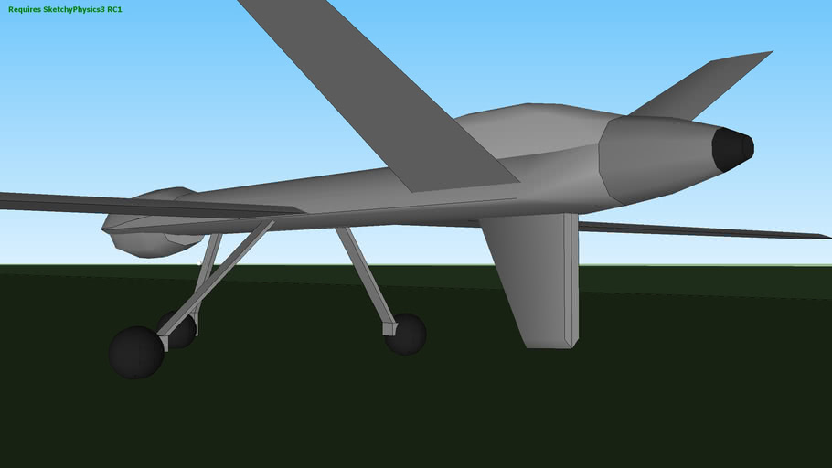 MQ-9 Reaper sketchyphysics