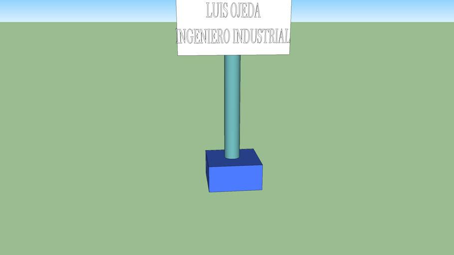 LUIS ALBERTO - porta tarjeta