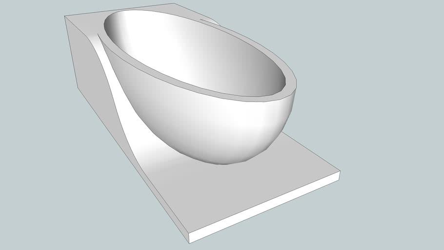 Modern Designer Bathtub