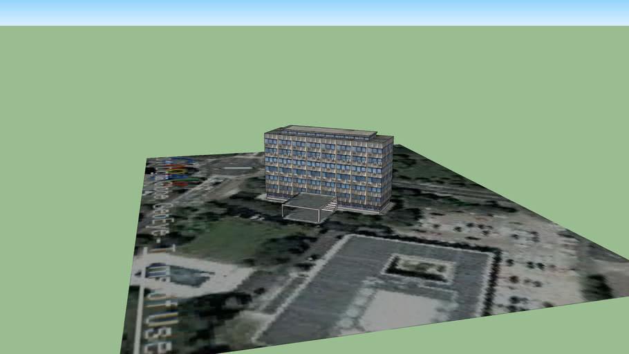Бивша зграда Владе Републике Српске