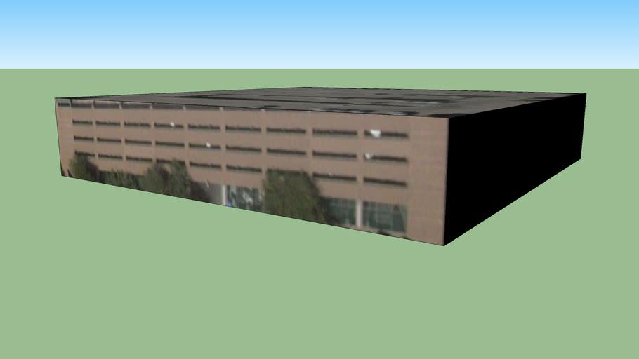 Edificio in Phoenix, Arizona, Stati Uniti