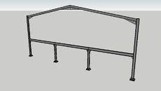 Construction (Roof, Details, Beams, Panels)