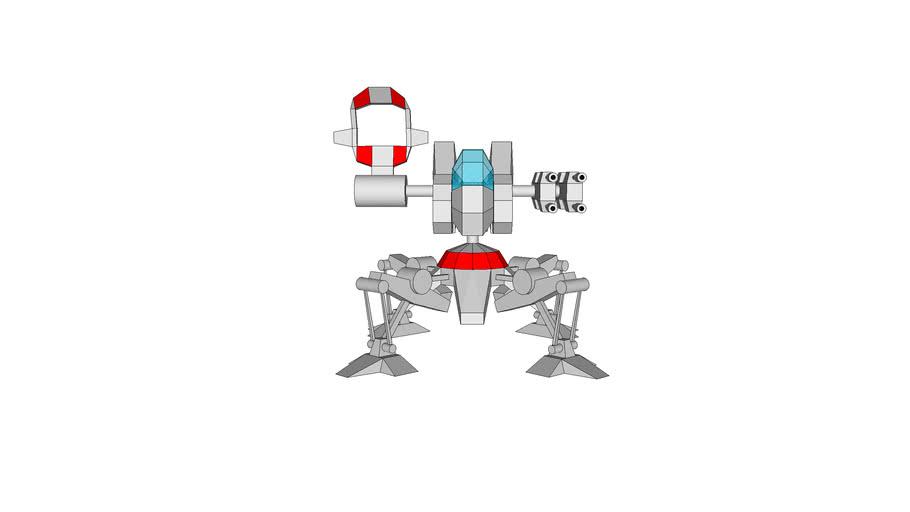 Quad Laser Turret