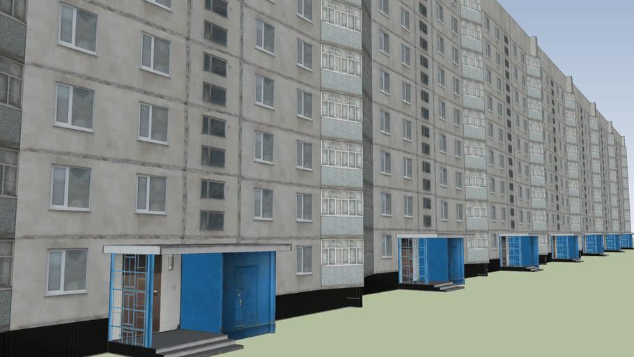 Дом №12 на пр. М. Жукова