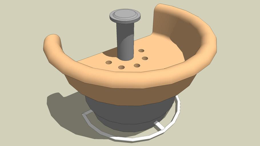 Foot Pedal Sink
