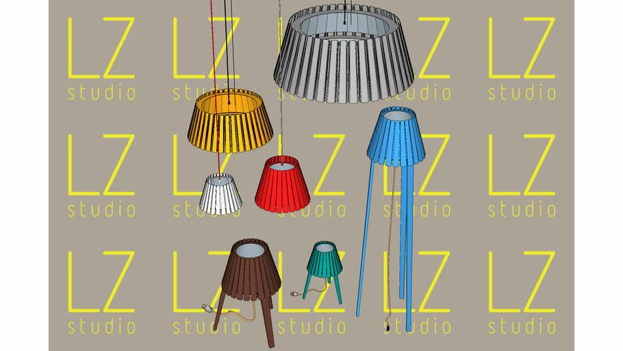 Luminária Frise