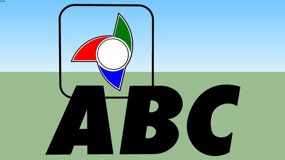 ABC-5 Logo (2000-2001)