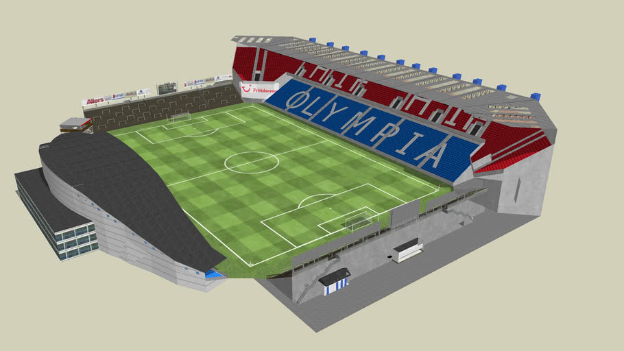 Helsingborg- Olympia Stadion