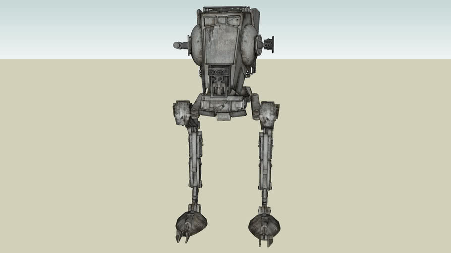 All Terrain Scout Transport (AT-ST)