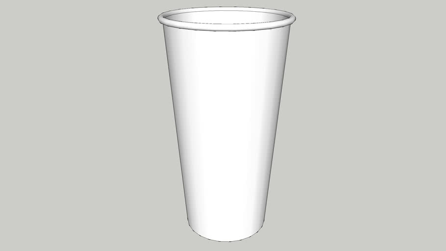 Chipotle Soft Drink Cup