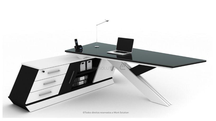 Linha Kinetic - Executivo - Work Solution